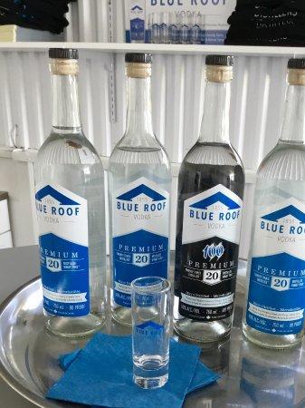 Blue Roof Distillers: Vodka