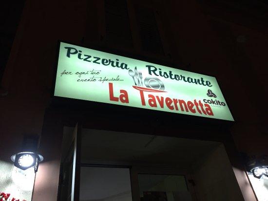 La Tavernetta: Locale