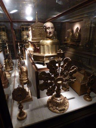 Prades, Frankrike: le trésor