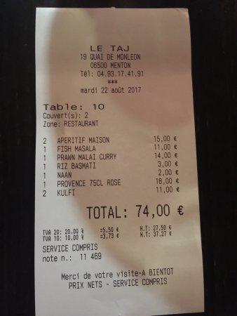 Le Taj : photo0.jpg