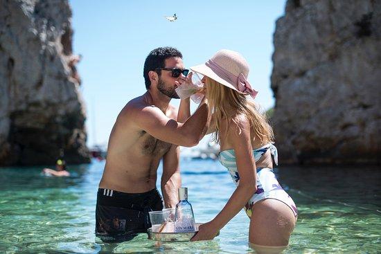 Stiniva, Chorwacja: My sailing