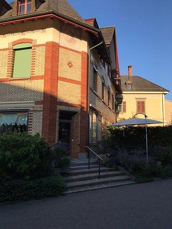 Bassersdorf, Sveits: Historische alte Gebäude
