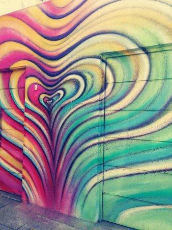 BA Street Art Tours: amazing technique