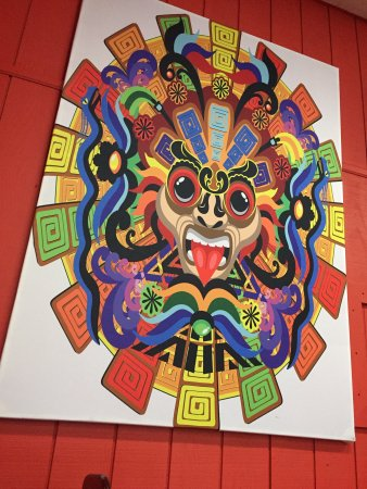 Los Maya's Mexican Grill: Check this place out