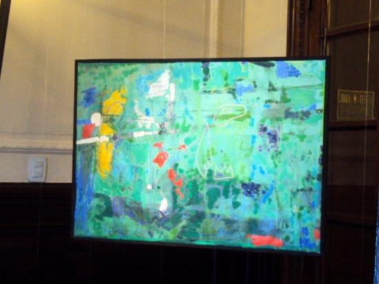 Centro Cultural América : Muestra de arte