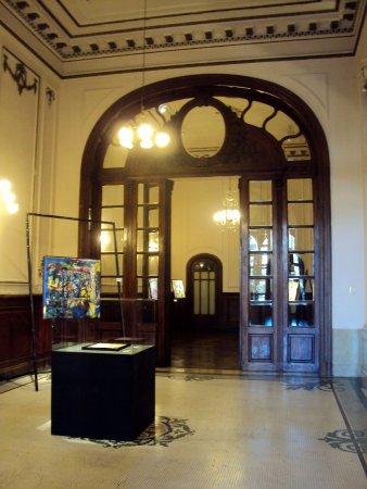 Centro Cultural América : Salones