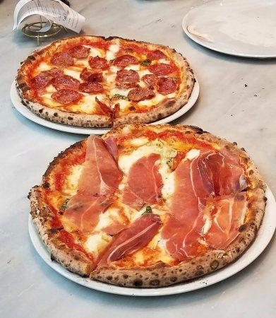 Bottega Pizzeria Ristorante: Pizza