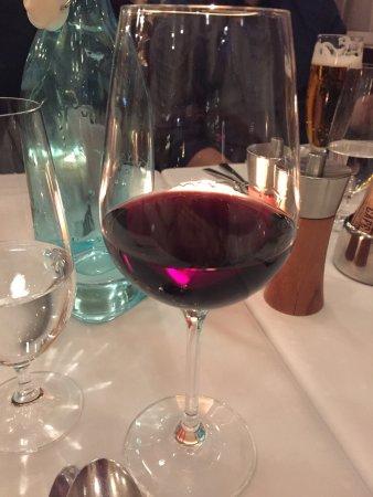 Prague Food Tour: Local red wine.