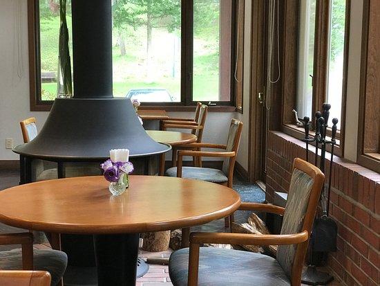 Montagne Restaurant: 店舗内観