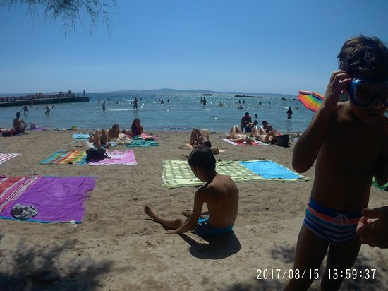 Ovcice beach