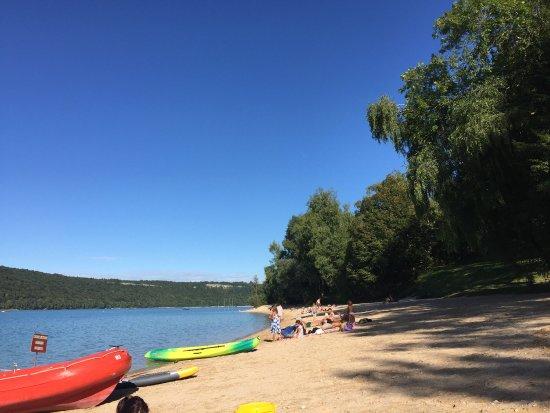Lac de Chalain Photo