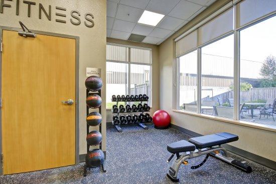 Fairfield Inn & Suites by Marriott - Guelph: Fitness Centre