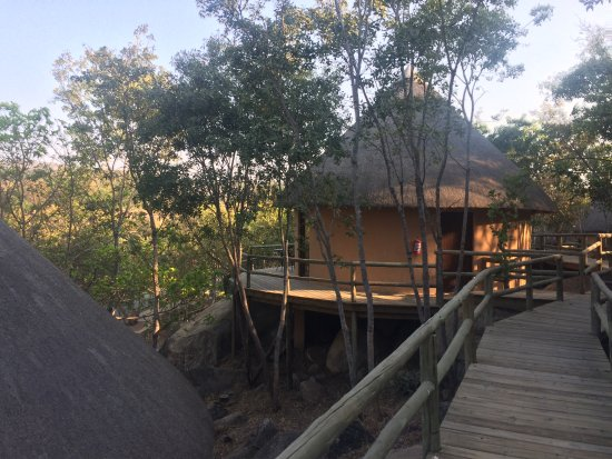 Pululukwa Resort: Vila Zulu