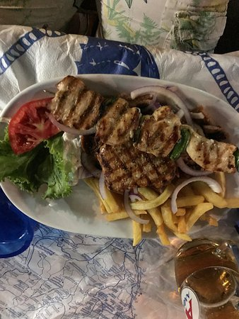 Restaurant Bacchos: Mixed Grill