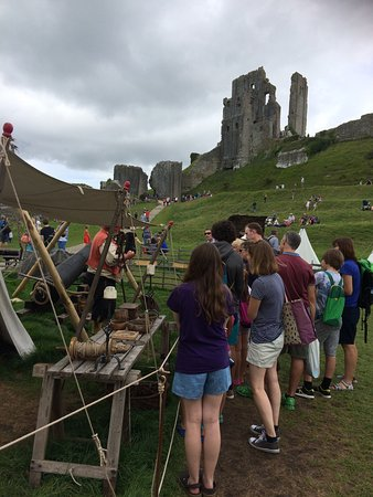 Corfe Castle, UK: photo4.jpg