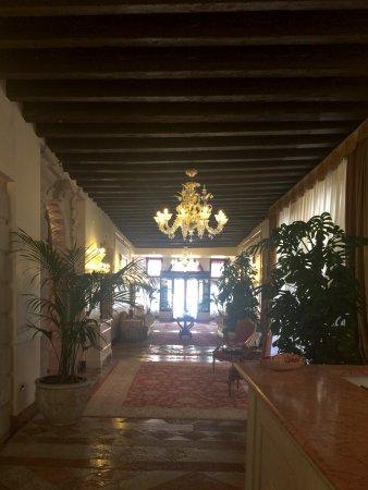 Hotel Ai Cavalieri di Venezia: Холл Отеля