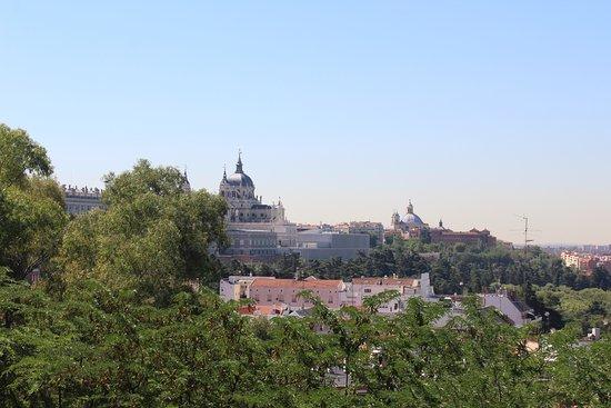 Madrid, Spain: Desde el Templo de Debod