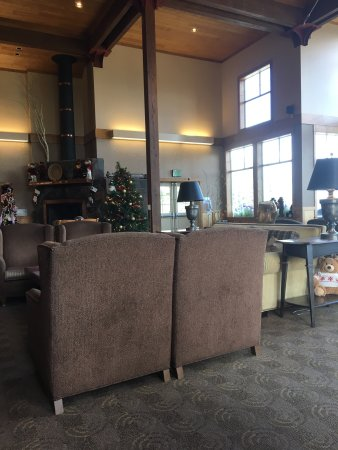 Copper River Princess Wilderness Lodge: Decorated for Christmas in August (2017)