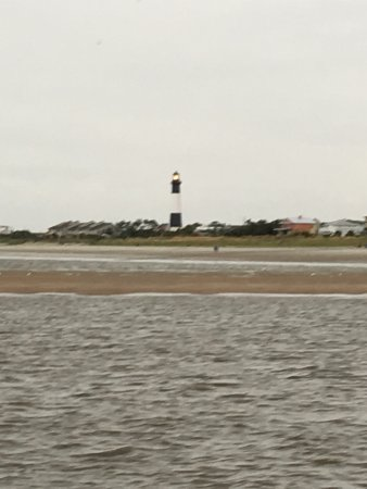 Captain Mike's Dolphin Tours: Tybee Island Lighthouse