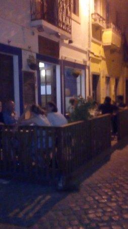 Nikita Restaurante Bar Cafe: Terrace at Nikita