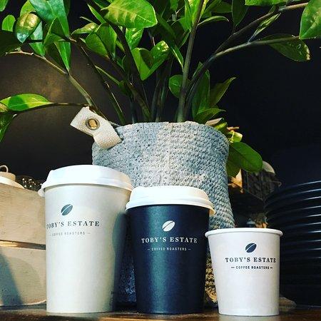 Miami, Australia: Proudly Serving Toby's Estate Coffee