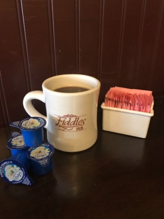 Elkin, NC: Now serving COFFEE