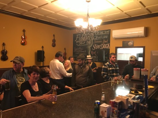 Fiddles Pub: Another fun day at Fiddles