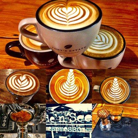 Miami, Australia: More Coffee
