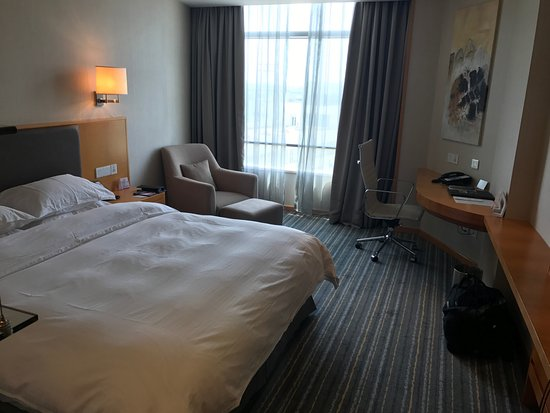 Ramada Pudong Airport Shanghai: Standard king room
