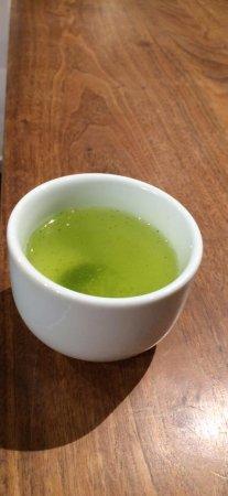 Harney & Sons Soho: Sample Tea Serving