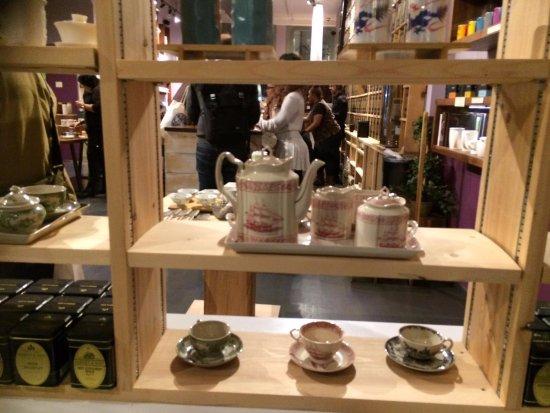 Harney & Sons Soho: Tea Service