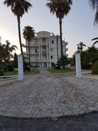 Club Hotel Kennedy: entrada
