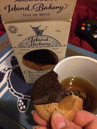 Harney & Sons Soho: Awesome Tea Cookies!