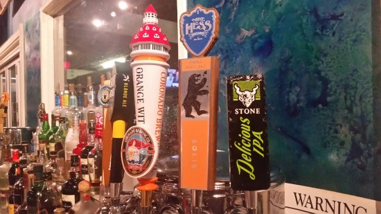 Fast Times: Local Draft Beer