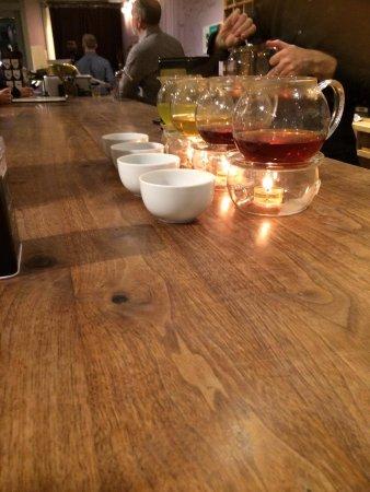 Harney & Sons Soho: Tea Event