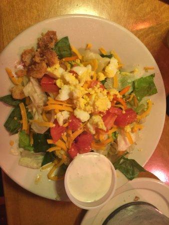 Pasadena, MD: House salad