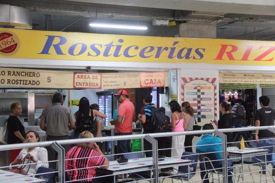 Rosticerias Rizo: Rosticerías Rizo