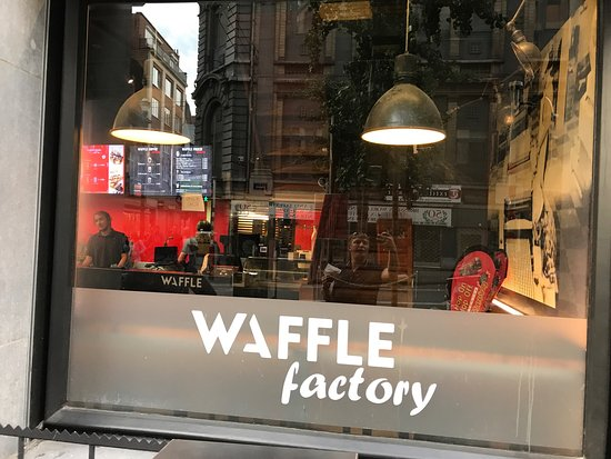 Waffle Factory Photo