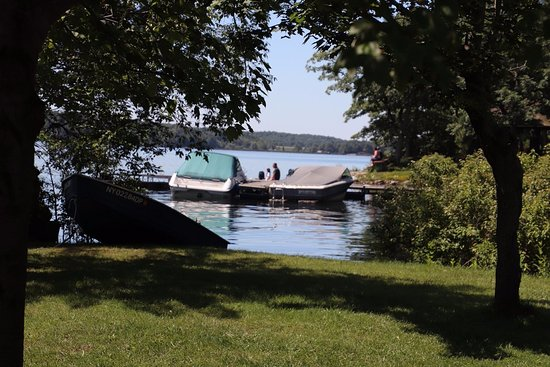 DeWolf Point State Park: A place for boats