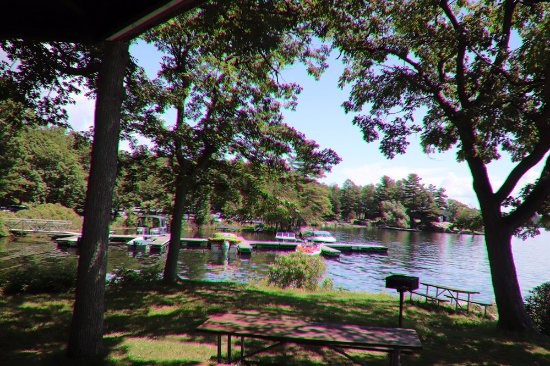 DeWolf Point State Park: A great place for boats