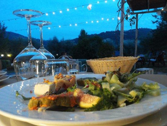 I Muretti: Antipasto Vegetariano Giugno