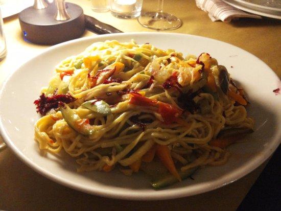 I Muretti: Primo Vegetariano Giugno