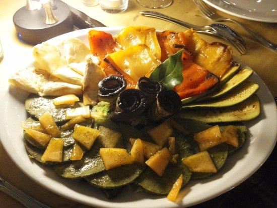 I Muretti: Vegetariano Giugno