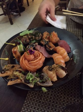 Sushi by Cleber: Porção do rodízio