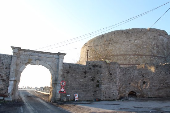 Kilitbahir Castle: kilitbahir kalesi