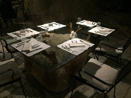 Ristorante Lu Stazzu: Cena eccellente di famiglia a Lu Stazzu, con Signora Giuliana