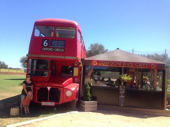 London Bus Cafe: Had a great tapas here whilst on holiday. If your in the area it's definitely worth a stop off f