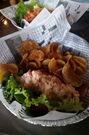 Kings Park, NY: Maine Lobster Roll