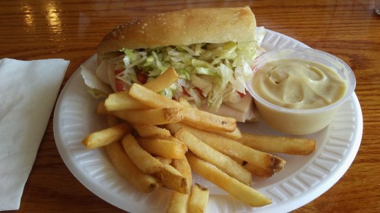 Camp Hill, PA: Loved Their Fresh Cut Fries & Honey Mustard Sauce!! Yummy!!!