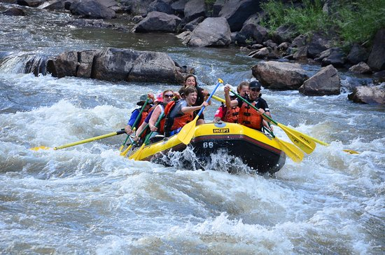 Whitewater Rafting, LLC: fun